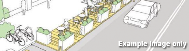 Parklets and Outdoor Dining