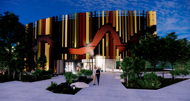 Our Place – Swan Hill's iconic new building