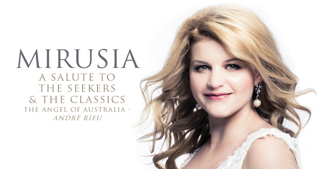 Mirusia, A salute to The Seekers and the classics
