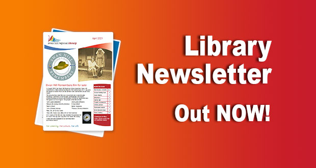 Library Newsletter – April 2021