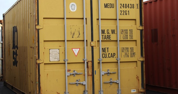 Do I need a permit for a shipping container?
