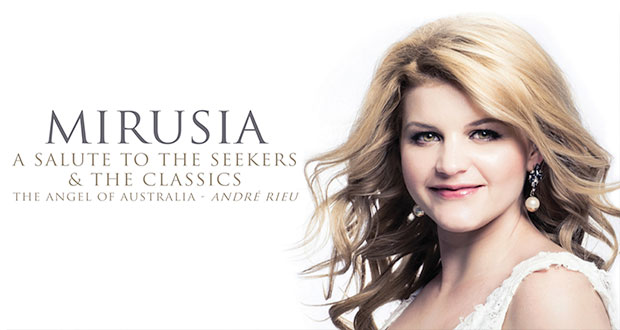 Mirusia – A salute to the Seekers and the Classics