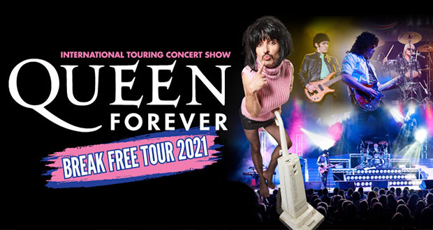 Queen Forever – Break Free Australian Tour 2021