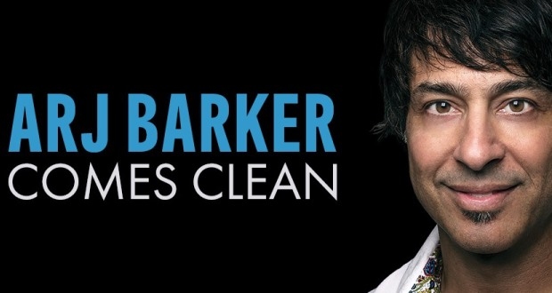 Arj Barker to Come Clean in Swan Hill